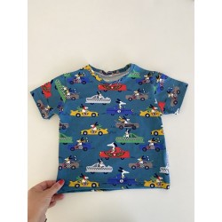 CAMISETAS COCHES