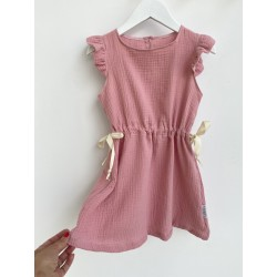 VESTIDO NATURE ROSE