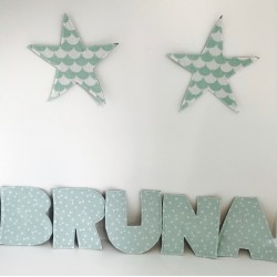Guirnaldas de letras